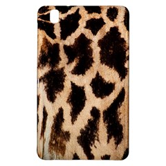 Yellow And Brown Spots On Giraffe Skin Texture Samsung Galaxy Tab Pro 8.4 Hardshell Case