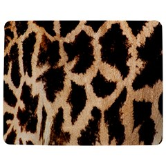 Yellow And Brown Spots On Giraffe Skin Texture Jigsaw Puzzle Photo Stand (Rectangular)