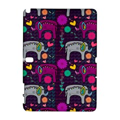 Love Colorful Elephants Background Galaxy Note 1