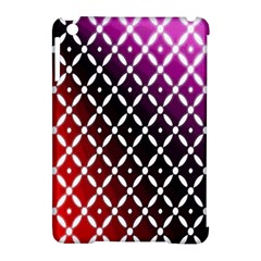 Flowers Digital Pattern Summer Woods Art Shapes Apple Ipad Mini Hardshell Case (compatible With Smart Cover)
