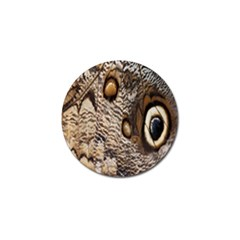 Butterfly Wing Detail Golf Ball Marker (10 pack)