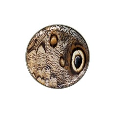 Butterfly Wing Detail Hat Clip Ball Marker