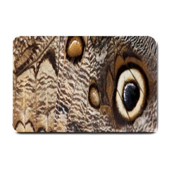 Butterfly Wing Detail Small Doormat