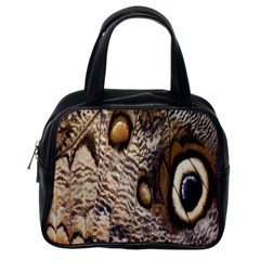 Butterfly Wing Detail Classic Handbags (One Side)