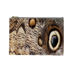 Butterfly Wing Detail Cosmetic Bag (Large)