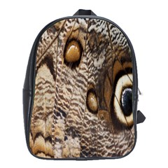 Butterfly Wing Detail School Bags(Large)