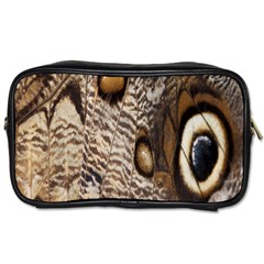 Butterfly Wing Detail Toiletries Bags