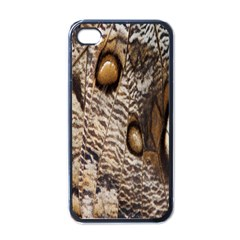 Butterfly Wing Detail Apple Iphone 4 Case (black)