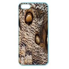 Butterfly Wing Detail Apple Seamless iPhone 5 Case (Color)