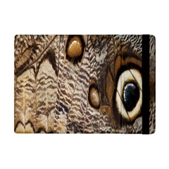 Butterfly Wing Detail Apple iPad Mini Flip Case