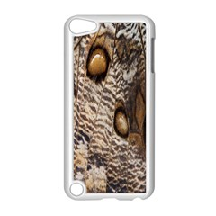 Butterfly Wing Detail Apple Ipod Touch 5 Case (white)