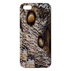 Butterfly Wing Detail Apple iPhone 5 Premium Hardshell Case