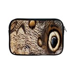 Butterfly Wing Detail Apple iPad Mini Zipper Cases Front