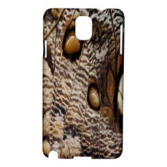 Butterfly Wing Detail Samsung Galaxy Note 3 N9005 Hardshell Case