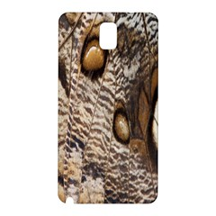 Butterfly Wing Detail Samsung Galaxy Note 3 N9005 Hardshell Back Case