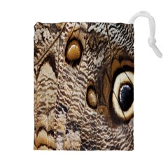 Butterfly Wing Detail Drawstring Pouches (Extra Large)