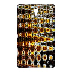 Bright Yellow And Black Abstract Samsung Galaxy Tab S (8 4 ) Hardshell Case