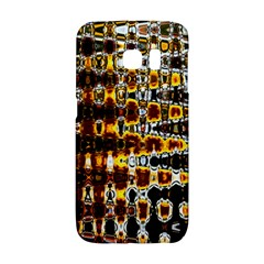 Bright Yellow And Black Abstract Galaxy S6 Edge