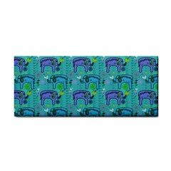 Elephants Animals Pattern Cosmetic Storage Cases