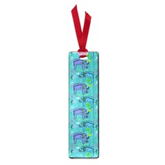Elephants Animals Pattern Small Book Marks