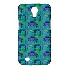 Elephants Animals Pattern Samsung Galaxy Mega 6 3  I9200 Hardshell Case