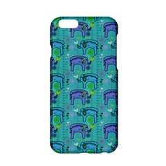 Elephants Animals Pattern Apple Iphone 6/6s Hardshell Case