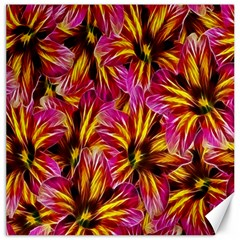 Floral Pattern Background Seamless Canvas 20  X 20