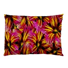 Floral Pattern Background Seamless Pillow Case
