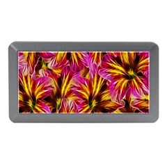 Floral Pattern Background Seamless Memory Card Reader (Mini)