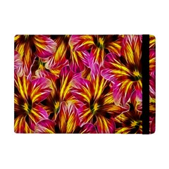 Floral Pattern Background Seamless Apple Ipad Mini Flip Case