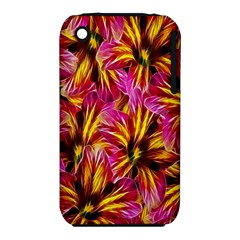 Floral Pattern Background Seamless iPhone 3S/3GS