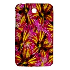 Floral Pattern Background Seamless Samsung Galaxy Tab 3 (7 ) P3200 Hardshell Case