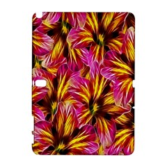 Floral Pattern Background Seamless Galaxy Note 1