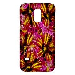 Floral Pattern Background Seamless Galaxy S5 Mini