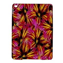 Floral Pattern Background Seamless iPad Air 2 Hardshell Cases