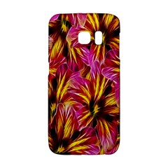 Floral Pattern Background Seamless Galaxy S6 Edge