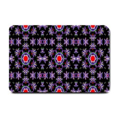 Digital Computer Graphic Seamless Wallpaper Small Doormat