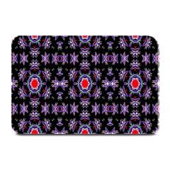 Digital Computer Graphic Seamless Wallpaper Plate Mats