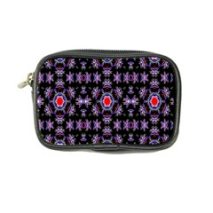 Digital Computer Graphic Seamless Wallpaper Coin Purse