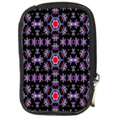 Digital Computer Graphic Seamless Wallpaper Compact Camera Cases