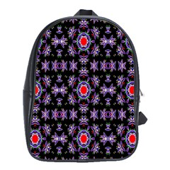 Digital Computer Graphic Seamless Wallpaper School Bags (xl)