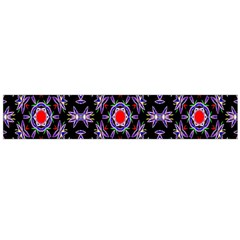 Digital Computer Graphic Seamless Wallpaper Flano Scarf (Large)