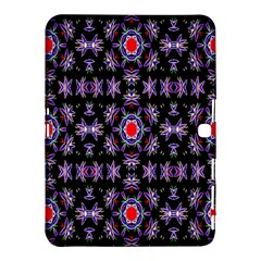 Digital Computer Graphic Seamless Wallpaper Samsung Galaxy Tab 4 (10 1 ) Hardshell Case