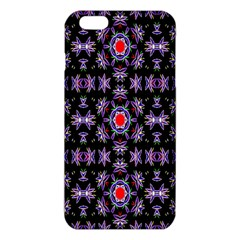 Digital Computer Graphic Seamless Wallpaper Iphone 6 Plus/6s Plus Tpu Case