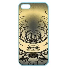 Atmospheric Black Branches Abstract Apple Seamless iPhone 5 Case (Color)