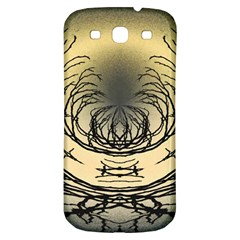 Atmospheric Black Branches Abstract Samsung Galaxy S3 S III Classic Hardshell Back Case