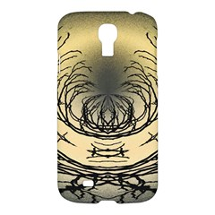 Atmospheric Black Branches Abstract Samsung Galaxy S4 I9500/i9505 Hardshell Case