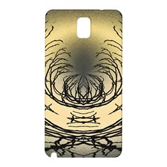 Atmospheric Black Branches Abstract Samsung Galaxy Note 3 N9005 Hardshell Back Case
