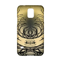 Atmospheric Black Branches Abstract Samsung Galaxy S5 Hardshell Case