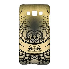 Atmospheric Black Branches Abstract Samsung Galaxy A5 Hardshell Case